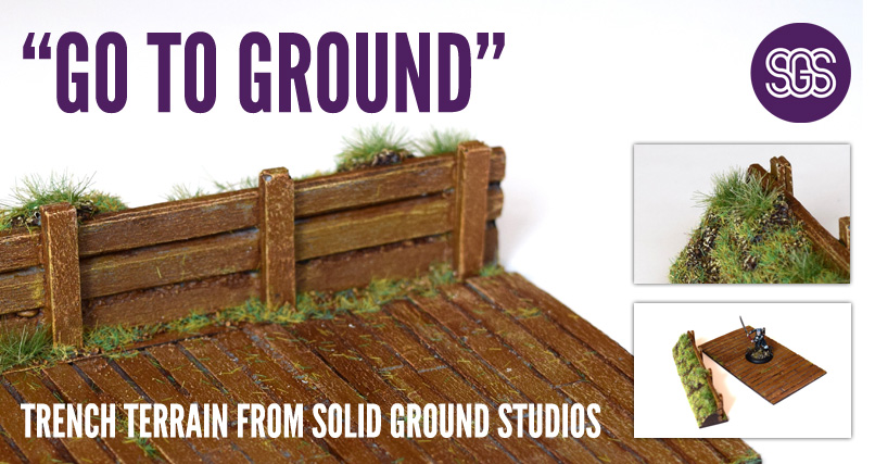 go to ground - trench terrain from solid ground stuidos